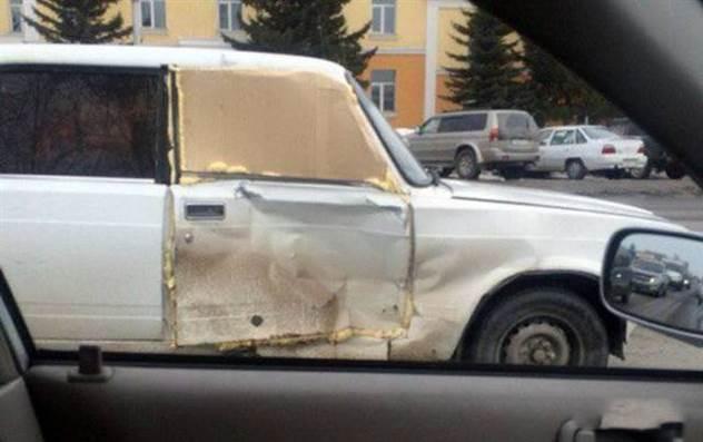 Сделано в России: 23 фотографии, которые демонстрируют неповторимый русский колорит ( 25 фото )