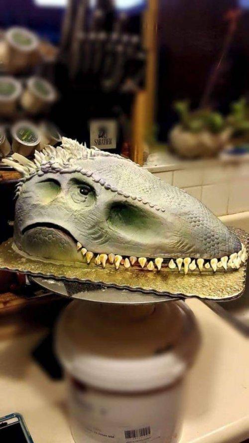 Невероятно реалистичные торты, которые даже не хочется портить (23 фото)