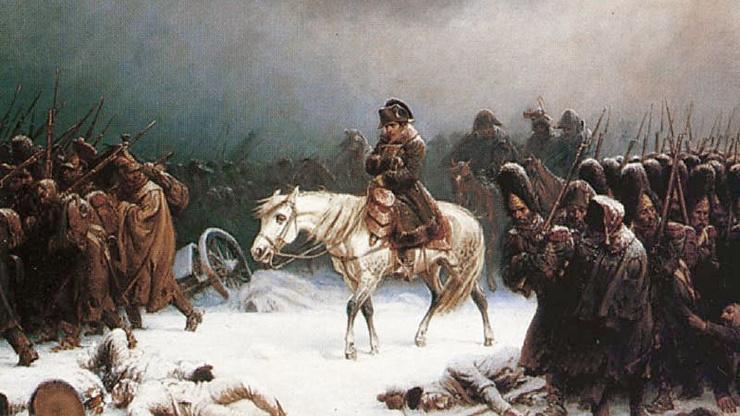 Что сделала русская водка с армией Наполеона в России