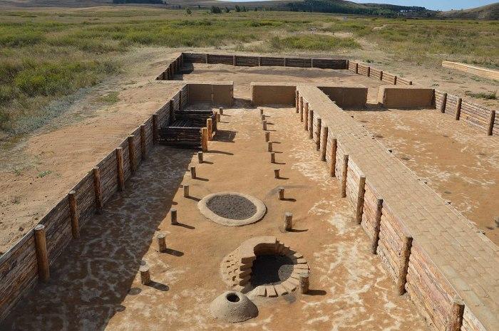 Где на Урале находится -место силы-, и Почему раскопки древнего городища Аркаим стали центром эзотерических учений