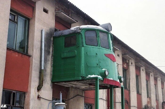 Балконные фантазии: нарочно не придумаешь(17 фото)
