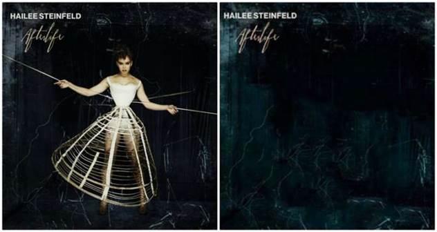 В Иране отцензурировали обложки альбомов: женщин больше нет ( 19 фото )