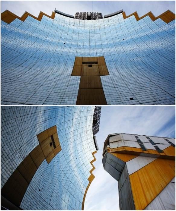 Гелиокомплекс -Солнце- – гигантская печь и величайшее достижение советской науки ( 13 фото )