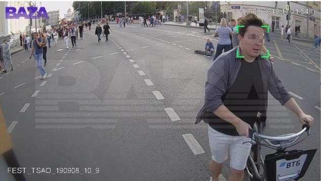 Большой брат вас видит уже и в Москве: преступник попался