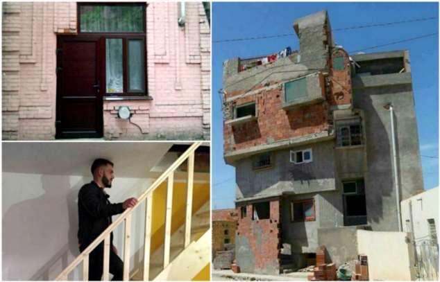 Нелепые ошибки строителей. Косяки строителей. Подборка №zabavatut-46580324102019