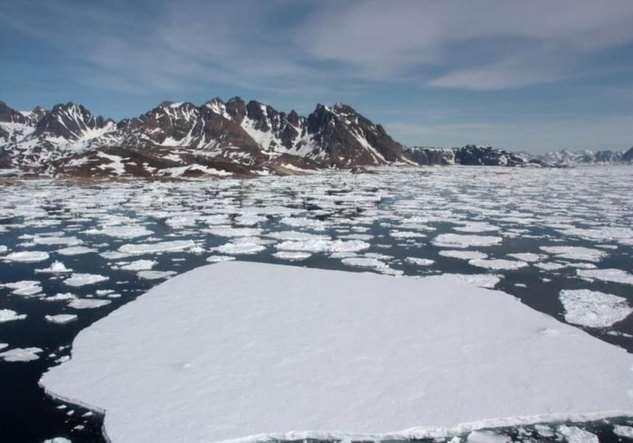 Климатологи предупредили о глобальном потепление