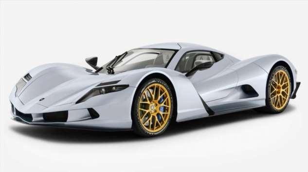 Японцы представили серийный электромобиль мощностью более 2 000 л.с. ❘ фото