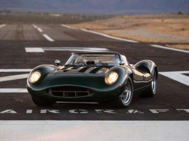 Почему реплика Jaguar XJ13 лучше оригинала? (25 фото)