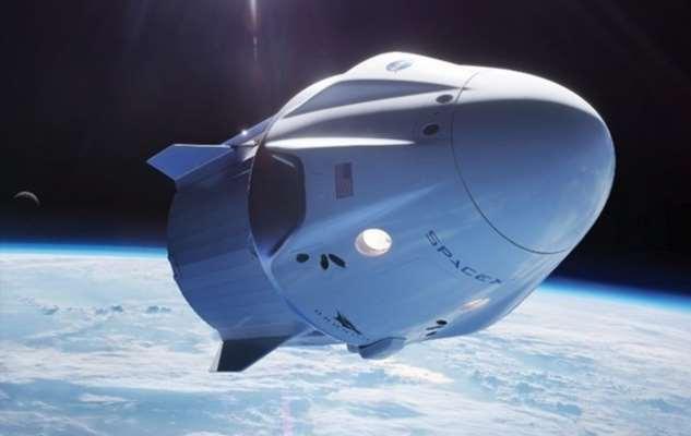 Успешный запуск корабля Crew Dragon компании SpaceX