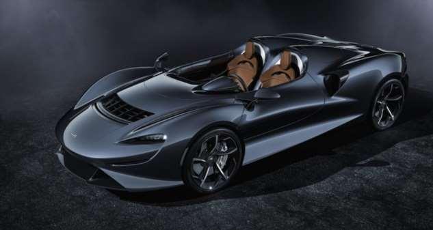 McLaren построил суперкар с лобовым стеклом из воздуха ❘ фото