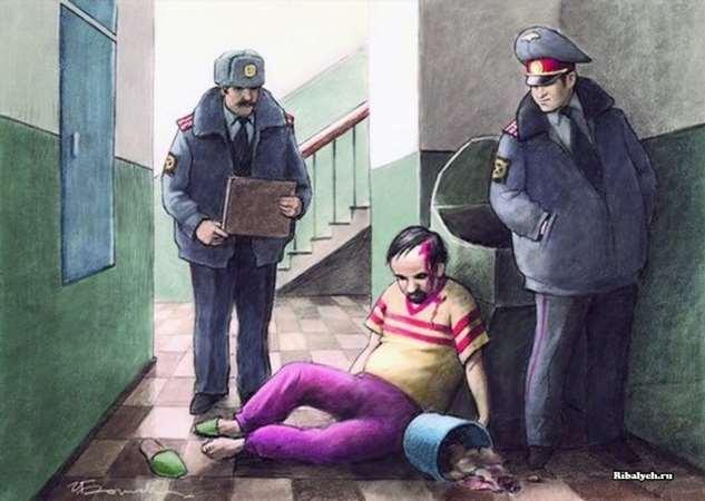Детективная загадка — одно из дел майора Анискина