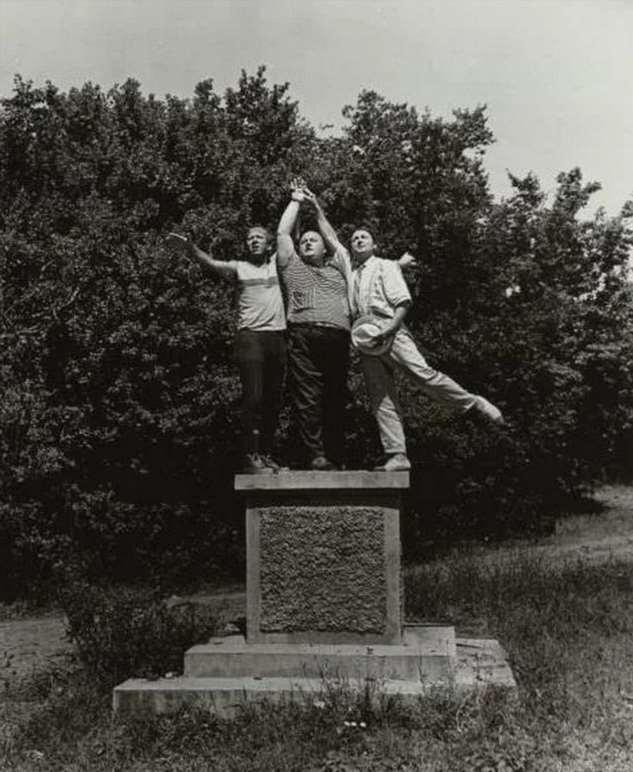 Осколки истории: 60 редких и интересных ретро фотографий