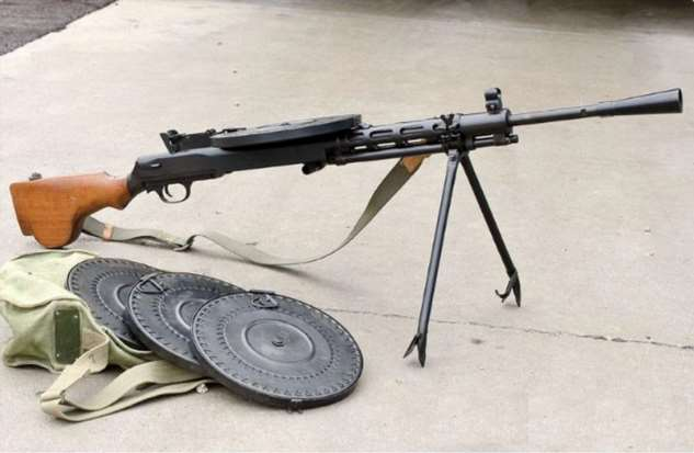 Дегтярев ДП-27: война закончилась, время восстанавливать хозяйство