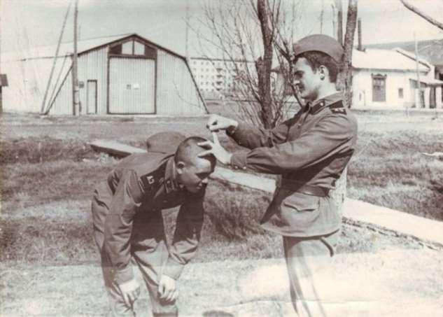 Самые странные развлечения дембелей в Советской армии