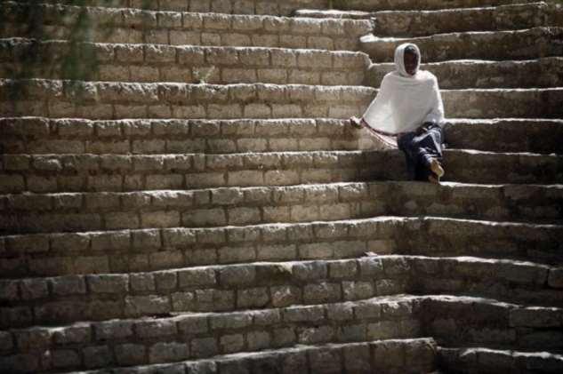 Прогулка по колоритной Эфиопии (26 фото)