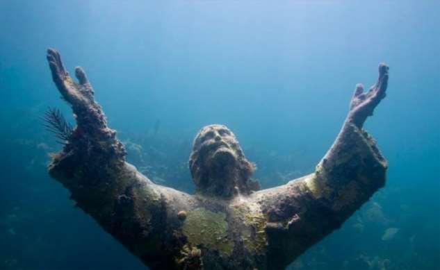 Достопримечательности морской бездны (10 фото)