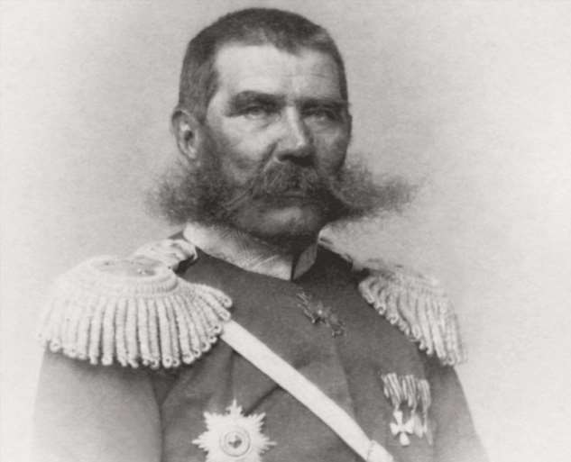 Почему чеченцы Шамиля так боялись русского генерала Бакланова