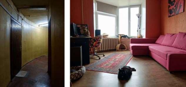 Дом-стакан в Питере: для чего в городе на Неве строили здания-коммуны, похожие на кукурузу