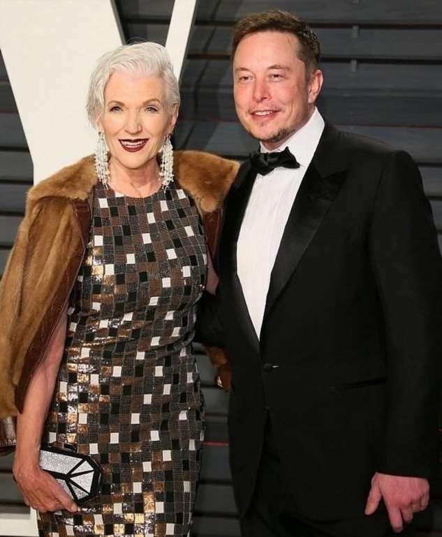 Мэй Маск — модель,диетолог и просто мама Илона Маска