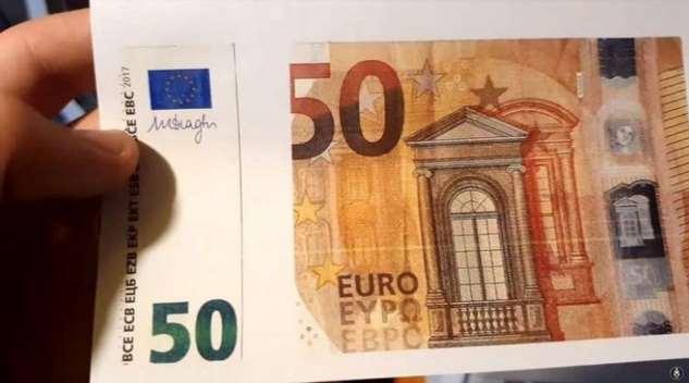 Ксерокопия банкноты евро: как государство защищается от фальшивомонетчиков