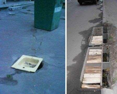 Нелепые ошибки строителей. Косяки строителей. Подборка №zabavatut-04150508122019