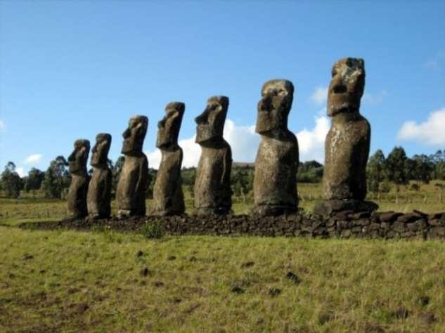 Ученые выяснили, для чего на острове Пасхи стоят каменные истуканы