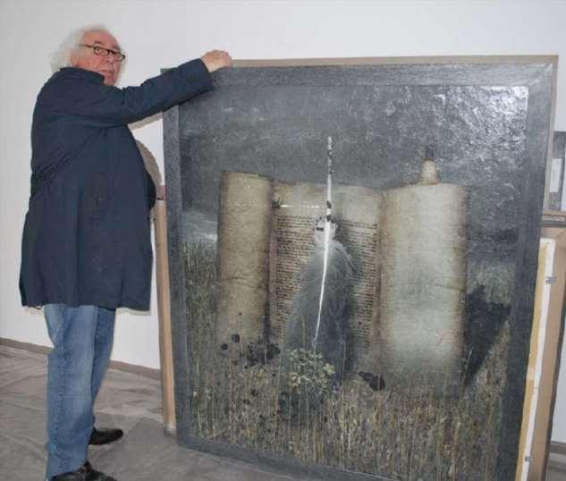 Художник-философ, который рисует уходящее время: советский американец Юрий Купер