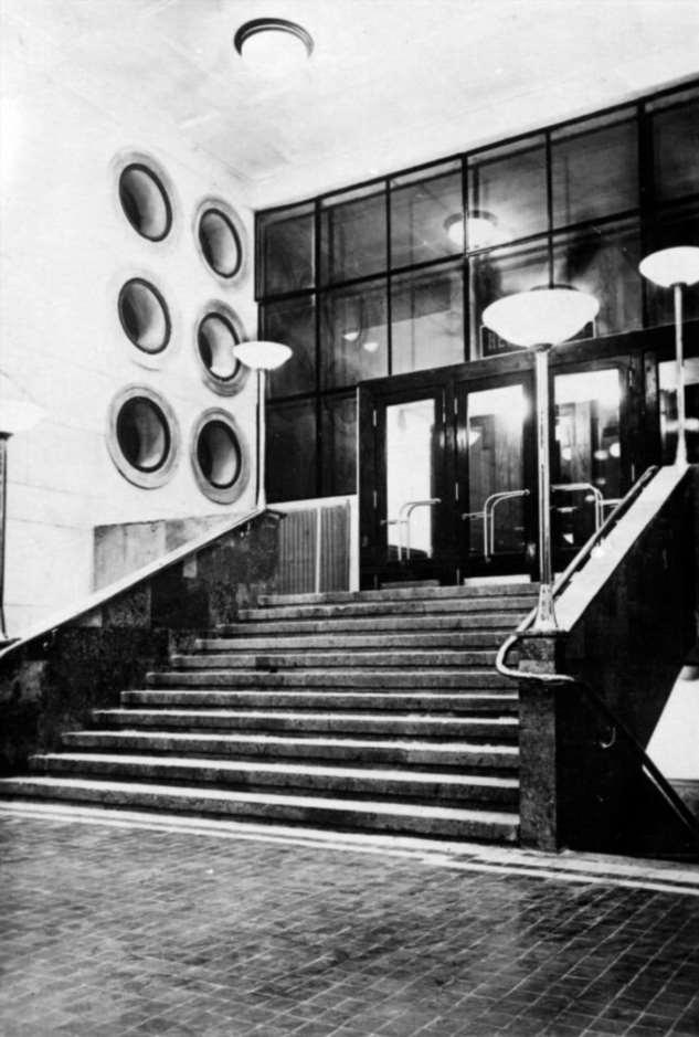 Так выглядел московский метрополитен в 1935 году (13 фото)