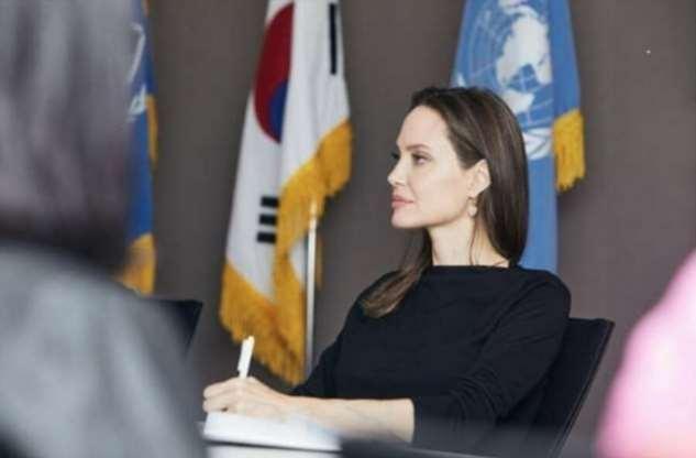 Анджелина Джоли может поучаствовать в президентской гонке