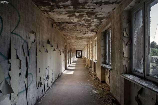 Почему самый большой санаторий Третьего рейха никогда не видел отдыхающих: Гигантская фабрика здоровья на острове Рюген