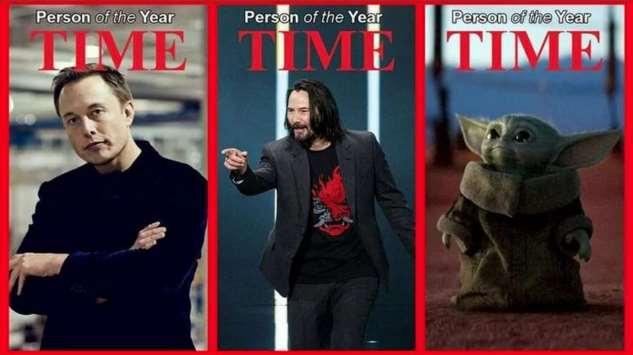 Грета Тунберг — Человек года по версии журнала Time