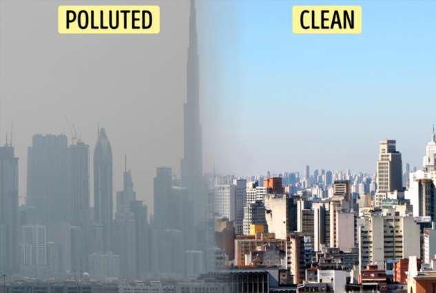 Башня, которая превращает загрязненный воздух в свежий кислород, спасет города ❘ фото
