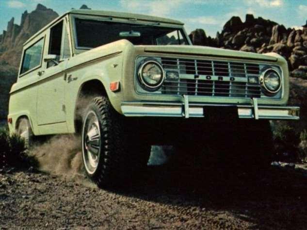 В Ford решили возродить модель Bronco