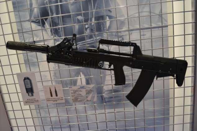 Армия России получила первую партию автоматов для стрельбы на суше и в воде