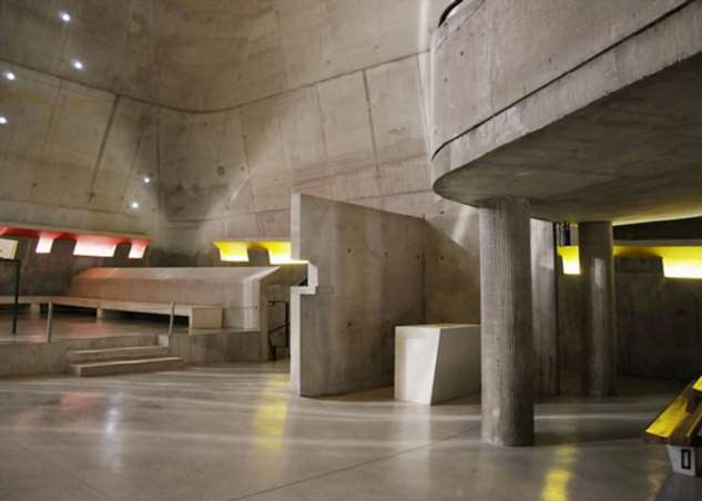 Церкви, построенные атеистом: Странные религиозные сооружения Ле Корбюзье