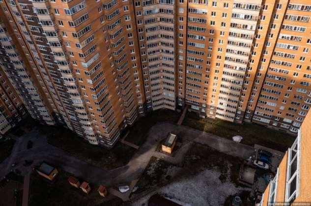 О чём мечтают застройщики: вы будете жить в небоскрёбах с низкими потолками