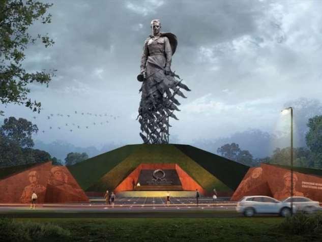 Ржевский мемориал: Мне кажется порою, что солдаты …