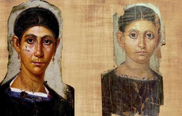 Фаюмские изображения: портреты современников Христа