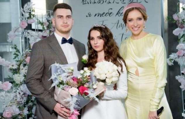 Дочь Скрябина отпраздновала пышную свадьбу
