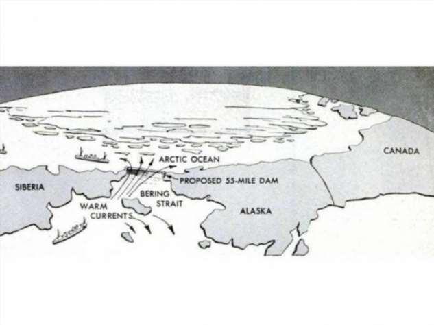 Суперпроект СССР по выращиванию апельсинов в Якутии и обогреву Аляски и Канады