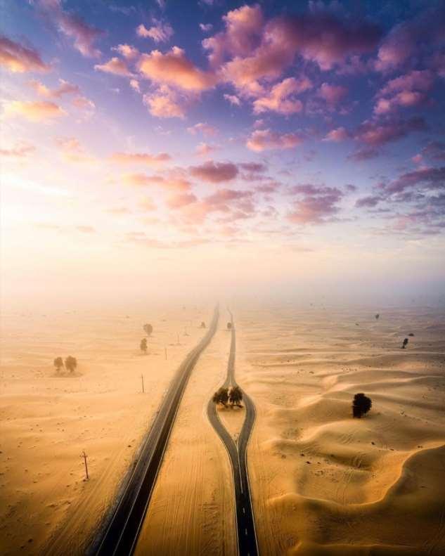 Замечательные пейзажные снимки Ричарда Эйгенхеера ❘ фото