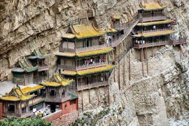 Как выглядят сегодня 5 самых недоступных монастырей мира, куда отправляются, чтобы приблизиться к Богу