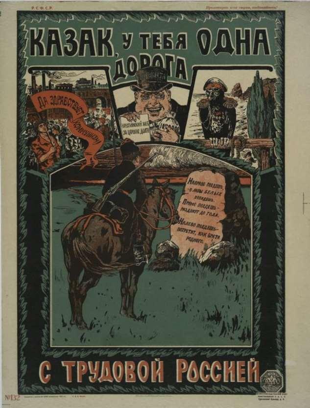 Старый плакат. Часть 1 ❘ фото