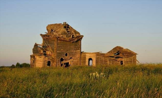 Возможно ли спасти деревянные храмы Русского Севера: Как волонтёры борются с неумолимым временем
