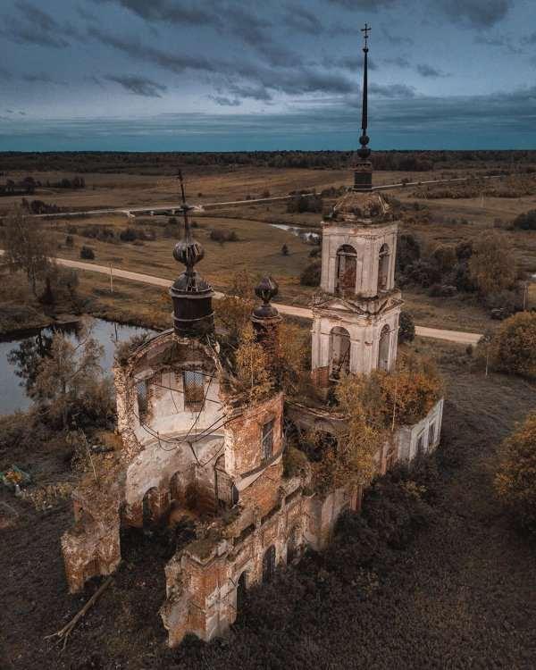 заброшенные места казани для фотосессии хорошим