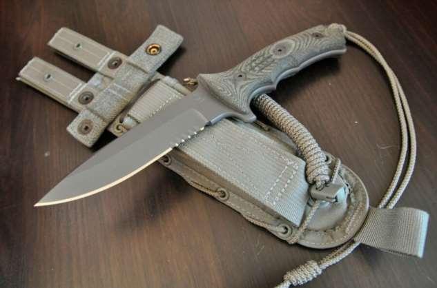 Как выбрать нож?
