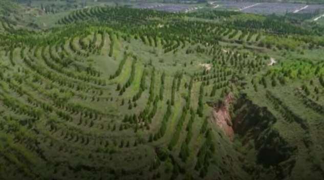 Му-Ус: китайская пустыня полностью исчезла